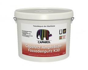 "Caparol AmphiSilan-Fassadenputz K 30 ""Шуба"" Фасадная штукатурка"
