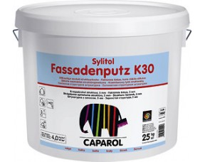 "Caparol Sylitol-Fassadenputz K 30 ""Шуба"" Фасадная штукатурка"