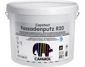 "Caparol Capatect-Fassadenputz R 20 ""Короед"" Фасадная штукатурка"