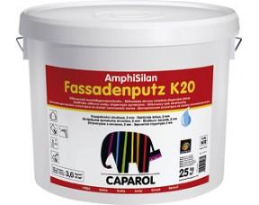 "Caparol AmphiSilan-Fassadenputz R 20 ""Короед"" Фасадная штукатурка"