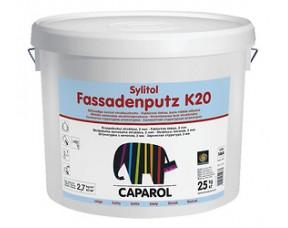 "Caparol Sylitol-Fassadenputz K 20 ""Шуба"" Фасадная штукатурка"