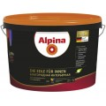 Благородная интерьерная краска Alpina