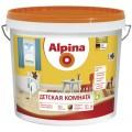 Интерьерная краска Alpina детская комната
