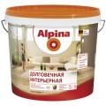Долговечная интерьерная краска Alpina