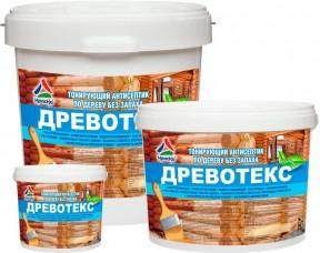 Древотекс антисептик для древесины КрасКо