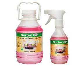 Nortex - Универсальное моющее средство с антисептиком