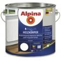 Водоразбавляемая эмаль для радиаторов Alpina