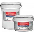 Полибетол — полиуретановая (мат) эмаль для бетонных полов КрасКо