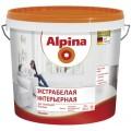 Экстрабелая интерьерная краска Alpina