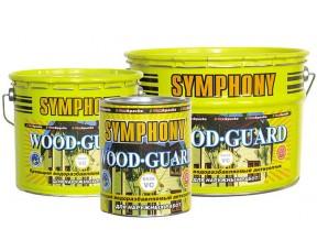 Symphony Wood Guard - водоразбавляемый кроющий антисептик
