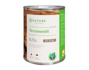 GNATURE Масло для террас 270 Terrassenöl