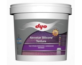 DYO Akrostar Silicone Texture Текстурное покрытие