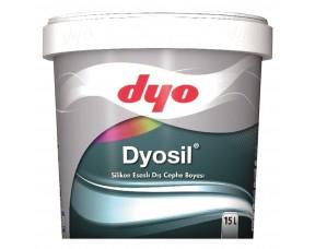 DYO Dyosil Силиконовая фасадная краска