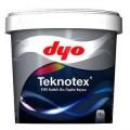 DYO Teknotex Тефлоновая фасадная краска