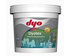 DYO Dyotex Акриловая фасадная краска