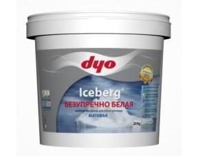 DYO Iceberg Интерьерная краска Белоснежная