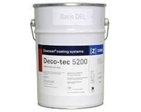 Zobel Deco-tec 5200 Лак, б/цв