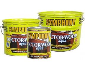Symphony Doctor Wood Aqua водоразбавляемый грунтовочный антисептик
