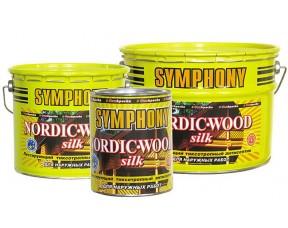 Symphony Nordic Wood Silk - лессирующий тиксотропный антисептик