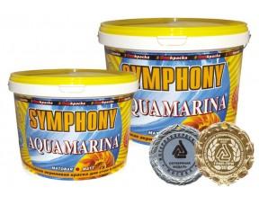 Symphony Аqua Marina/Симфония Аква Марина – акриловая краска для влажных помещений