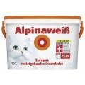 Интерьерная краска Alpina Alpinaweiss/Альпина Вайс