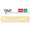 Доска пола крашеная 135/27 сорт Prima