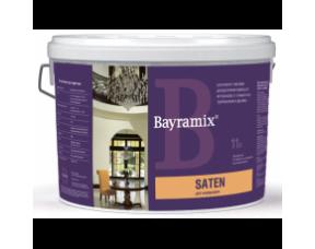 Saten Bayramix /Сатен Байрамикс Шелковистая краска для стен