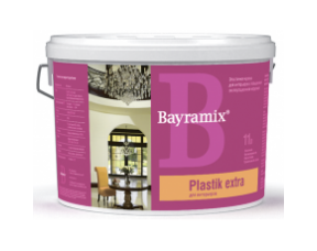 Plastic Extra Bayramix/Пластик Экстра Байрамикс Интерьерная краска