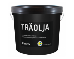 Colorex Traolja 30/45 Масло для наружных поверхностей