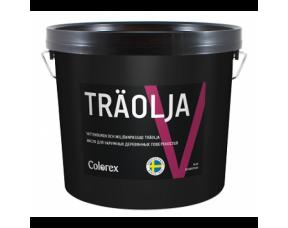 Colorex Traolja V Водоразбавляемое масло для наружных поверхностей