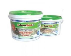 Краска для ванной и кухни DecoTech Eco