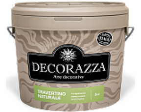 Decorazza Travertino naturale/Травертино Натурале Натуральная известковая штукатурка