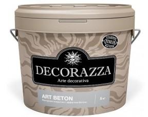 Decorazza Art Beton/Арт Бетон фактурное покрытие с эффектом художественного бетона