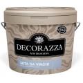 Decorazza Seta da vinci Декоративное покрытие с эффектом перламутрового шелка