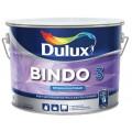 Dulux Bindo 3 / Дулюкс Биндо 3 глубокоматовая краска для потолков и стен