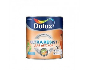 Dulux Ultra Resist / Дулюкс Для Детской краска для стен детских комнат