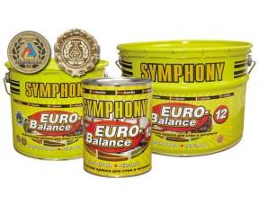 Symphony Euro-Balance 12/Евро Баланс 12 акрилатная полуматовая краска