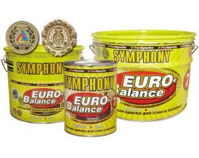 Symphony Euro-Balance 7/Евро Баланс 7 акрилатная матовая краска