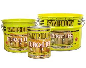 Symphony Euro-Life/Симфония Евро-Лайф - влагостойкая акрилатная латексная краска