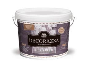 Decorazza Fleur Deco Декоративный бесцветный лак для добавления блесток