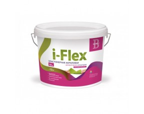 Ай-Флекс Байрамикс/i-Flex Bayramix Эластичная штукатурка