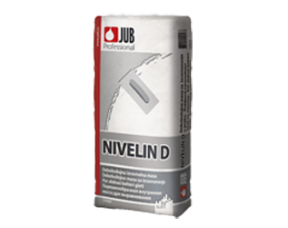 JUB Nivelin Сухая тонкослойная шпатлевка для внутренних работ