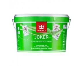 Tikkurila Joker / Тиккурила Джокер экологичная краска для стен матовая