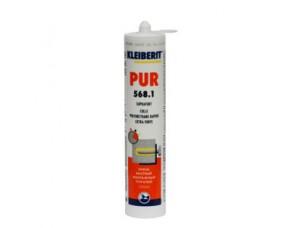Сильный полиуретановый клей Kleiberit 568.1 Klebchemie (коробка 12шт)
