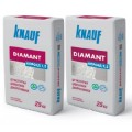 Knauf Diamant/Кнауф Диамант Короед зерно 1,5 мм Цементная штукатурка