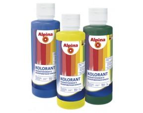 Колорант Alpina