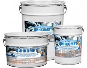 Цинкомет - 2К ПУ грунт-эмаль по оцинковке