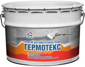 Гермотекс герметик для бетонных полов КрасКо