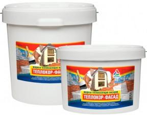 Теплокор-Фасад — жидкая теплоизоляция