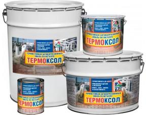 Термоксол эмаль для черных цветных металлов КрасКо